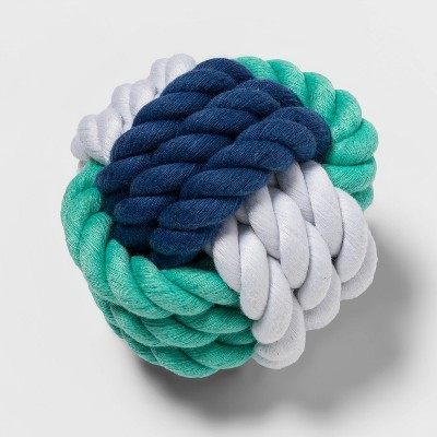 Small Rope Ball Dog Toy - Boots & Barkley™