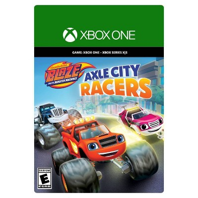 Blaze and the Monster Machines: Axle City Racers - Xbox One/Series X|S (Digital)