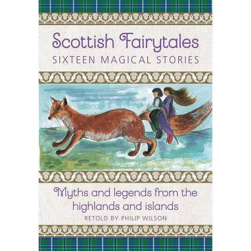 Scottish Fairytales - (Hardcover) - image 1 of 1