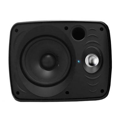 Pyle Audio 6.5 Inch Waterproof Bluetooth Indoor & Outdoor Speaker, Black (Pair)