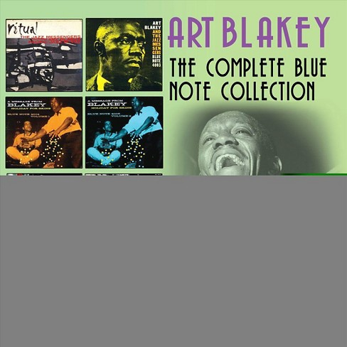 Art blakey - Complete blue note collection:57-60 (CD) - image 1 of 1
