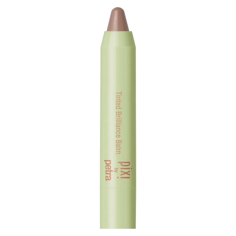Pixi By Petra Tinted Brilliance Balm Nearly Naked - 0.608oz