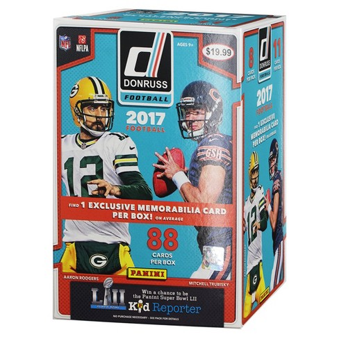 2017 NFL Football Donruss Trading Cards - image 1 of 2