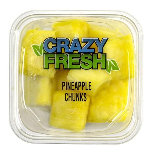 Crazy Fresh Pineapple Chunks - 16oz - image 1 of 3