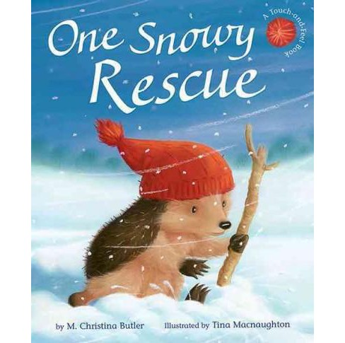 One Snowy Rescue (Hardcover) (M. Christina Butler) - image 1 of 1