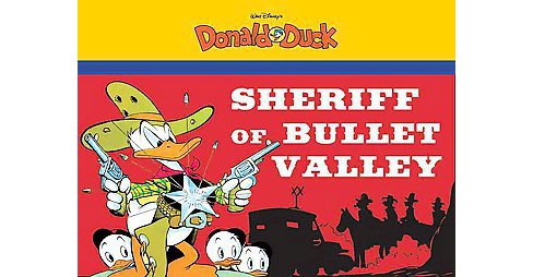 Sheriff of Bullet Valley (Paperback) (Carl Barks) - image 1 of 1