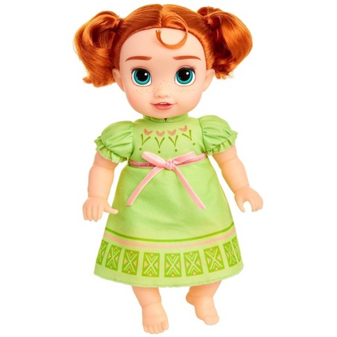 Disney Frozen 2 Young Anna Doll Target