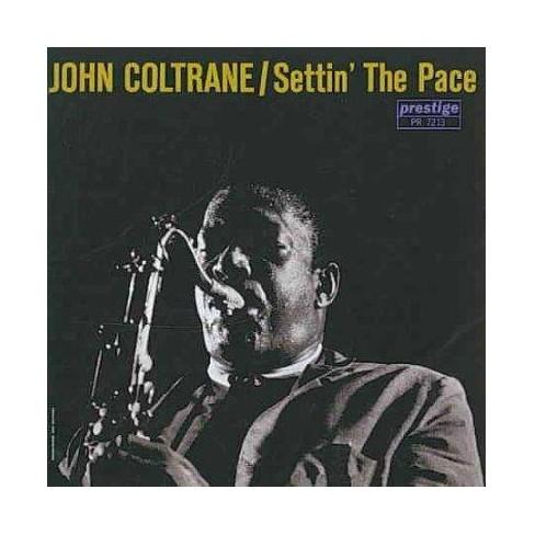 John Coltrane - Settin' The Pace (CD) - image 1 of 1