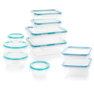Snapware Total Solutions Plastic Container Set - 20pc