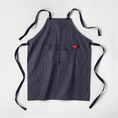 Chambray Apron Blue - Project 62™