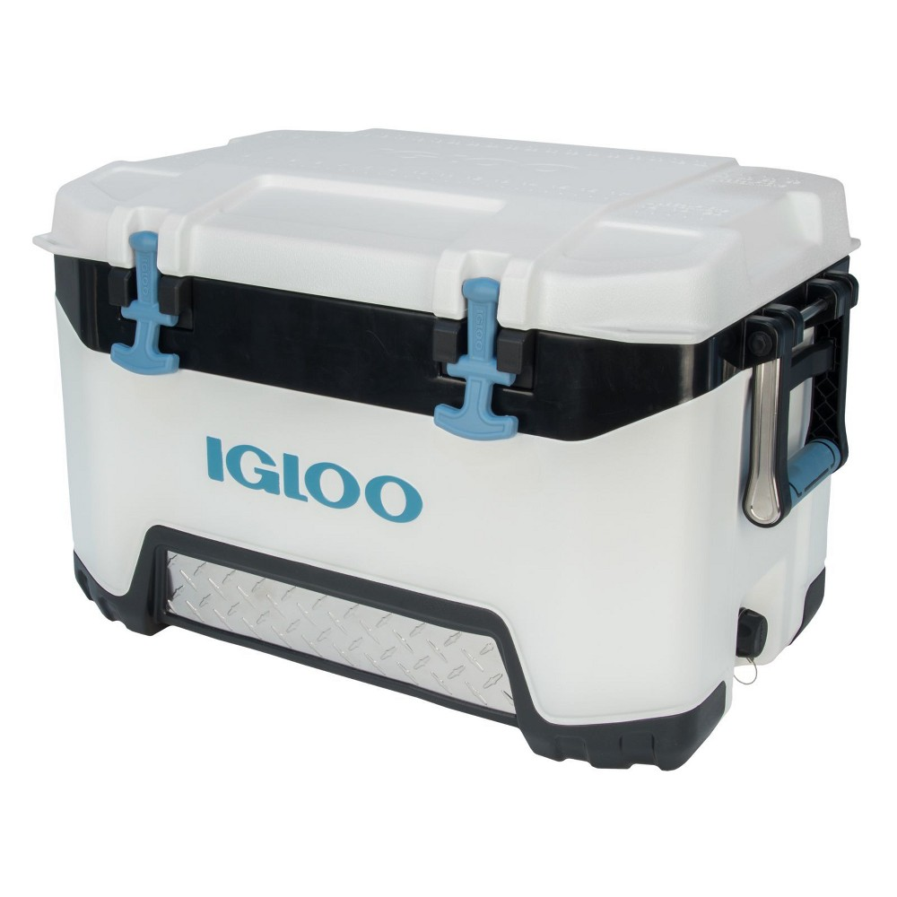Image of Igloo Bmx 52 Quart Cooler - White