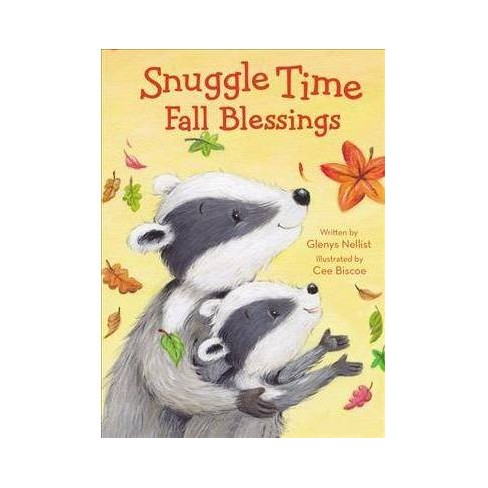 Snuggle Time Fall Blessings - (A Snuggle Time Padded Board Book) by  Glenys Nellist (Board_book) - image 1 of 1