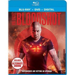 Bloodshot (Blu-Ray + DVD + Digital)