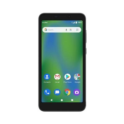 Cricket Prepaid Vision 2 (16GB) - Black