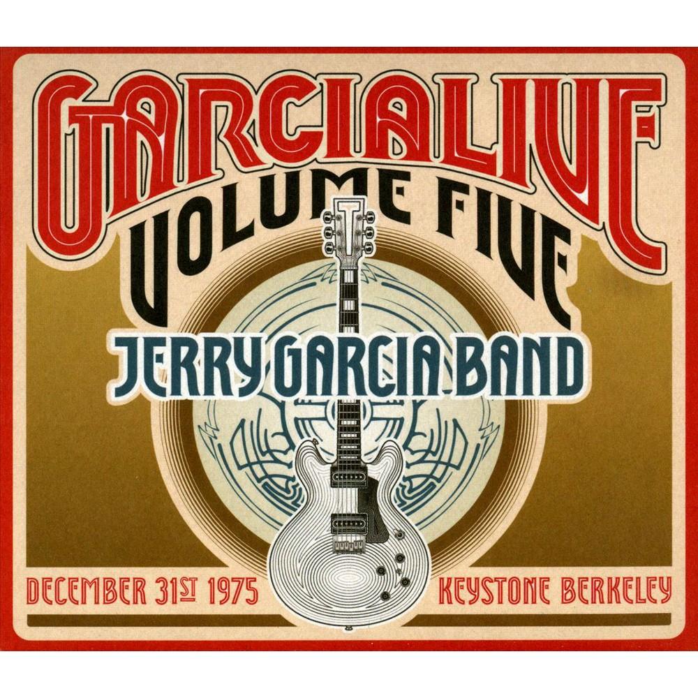 Jerry Band Garcia - Garcialive Volume Five:December 31st (CD)