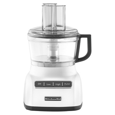 KitchenAid 7 Cup Food Processor - KFP0711WH