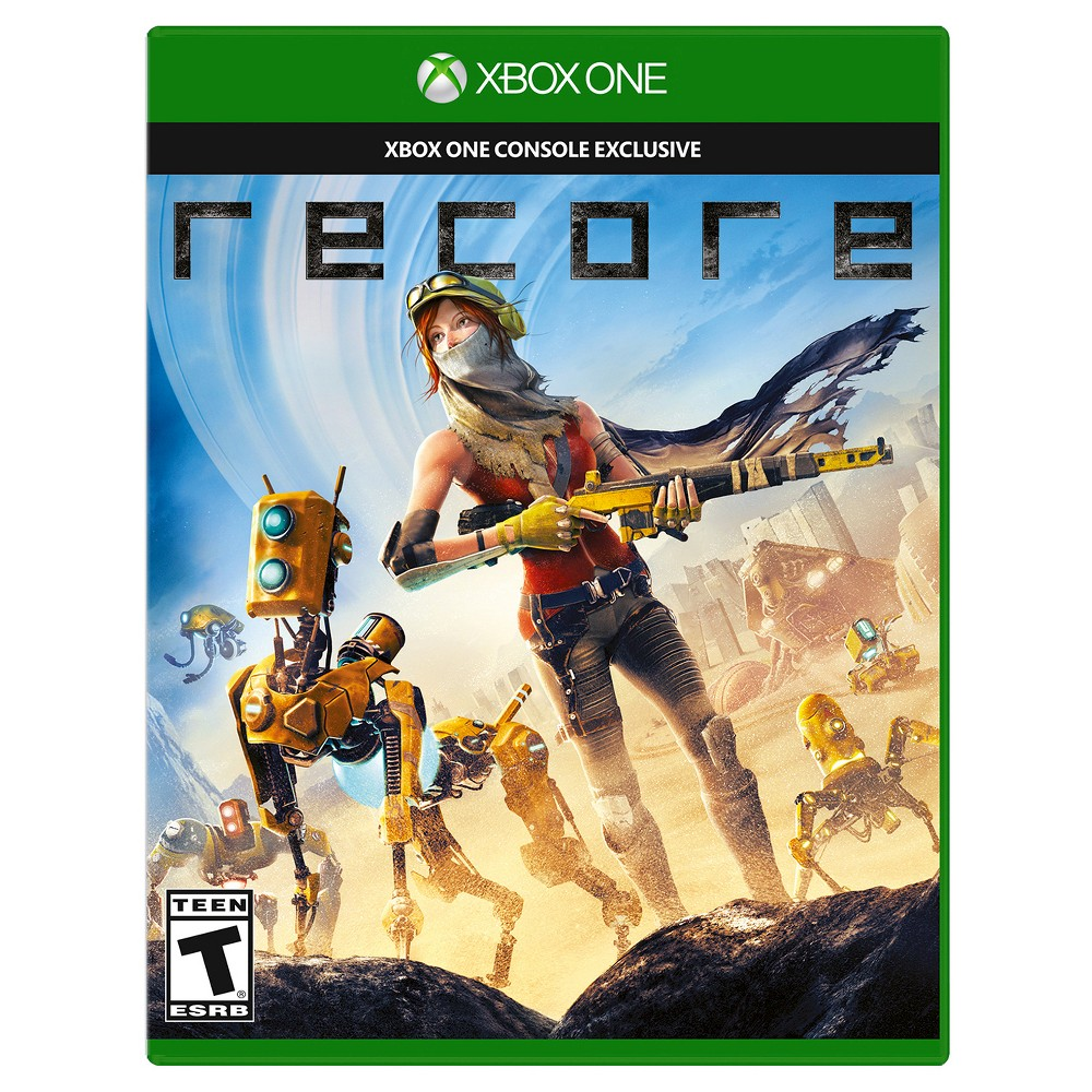 ReCore Xbox One, video games