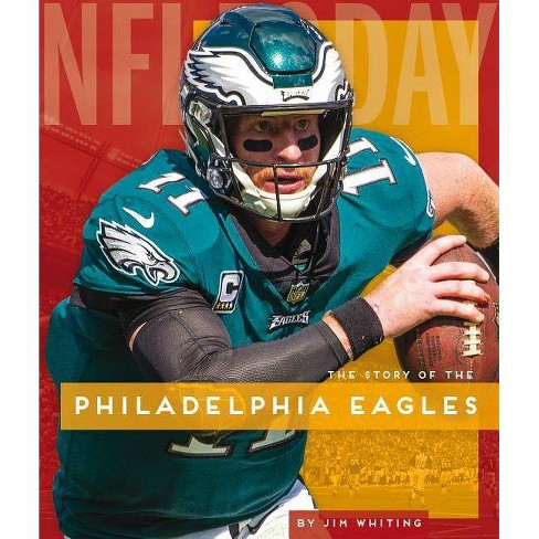 Philadelphia Eagles - (NFL Today) by  Jim Whiting (Paperback) - image 1 of 1