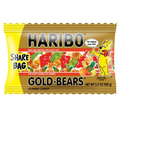 HARIBO Gold-Bears Gummi Candy - 3.5oz - image 1 of 1