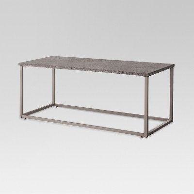 Heatherstone Metal Patio Coffee Table - Threshold™