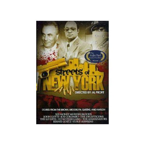The Streets of New York (DVD) - image 1 of 1