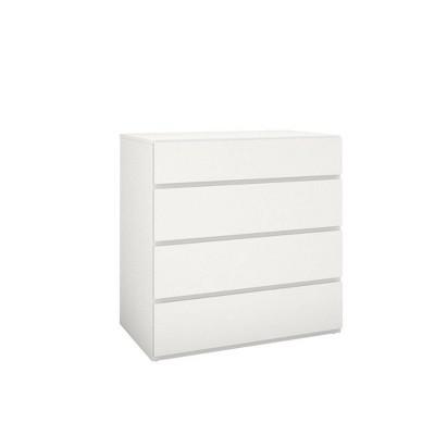 4 Drawer Chest White - Nexera