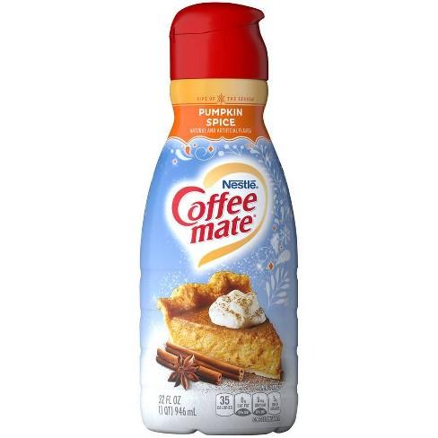Coffee Mate Pumpkin Spice Coffee Creamer - 32 fl oz - image 1 of 3