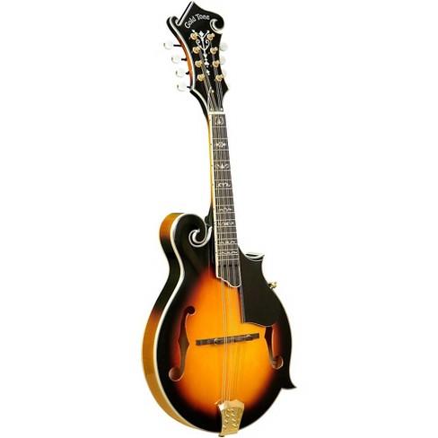 Gold Tone GM-70+ F-Style Mandolin Tobacco Sunburst - image 1 of 4