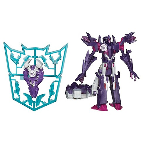 Transformers Robots in Disguise Mini-Con Deployers Decepticon Fracture and Airazor Figures - image 1 of 13