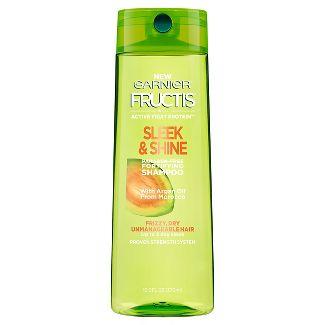 Garnier Fructis Sleek & Shine Shampoo foe Frizzy, Dry, Unmanageable Hair -12.5 fl oz