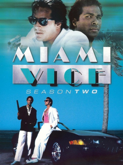 Miami Vice: Season Two [3 Discs] - image 1 of 1