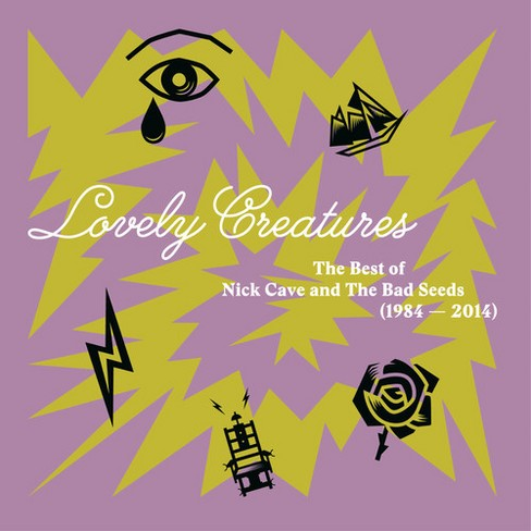 Nick & The Bad Cave - Lovely Creatures:Best Of Nick Cave An (Vinyl) - image 1 of 1