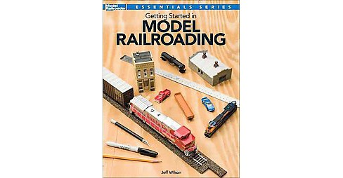 Easy Model Railroad Scenery Projects (Paperback) - image 1 of 1