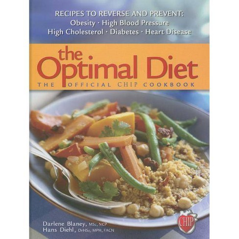 The Optimal Diet - by  Darlene Blaney & Hans Diehl (Hardcover) - image 1 of 1