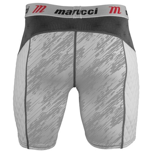 3f01801302087 Marucci Elite Youth Baseball Padded Sliding Shorts