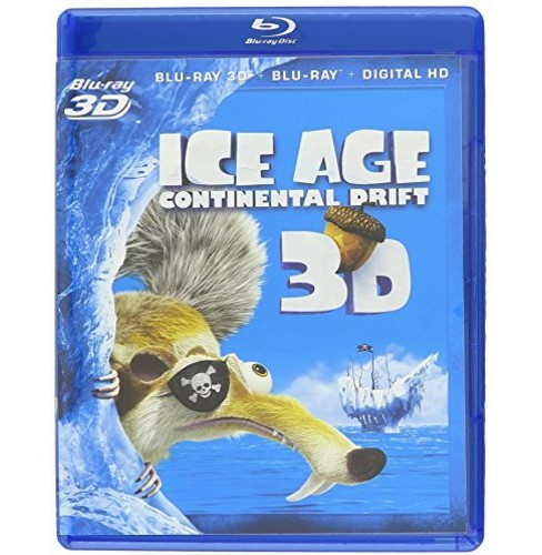 Ice Age:Continental Drift 3d (Blu-ray) - image 1 of 1