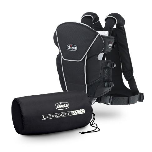 7d67cb98c32 Chicco UltraSoft Magic Infant Carrier - Black   Target
