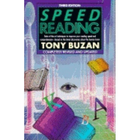 Speed Reading - 3 Edition by  Tony Buzan (Paperback) - image 1 of 1