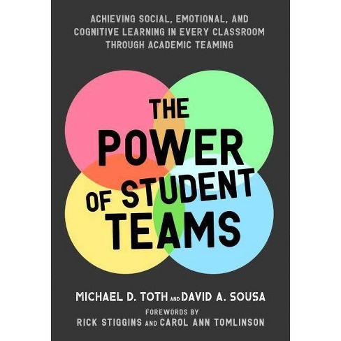 Power of Student Teams - by  Michael D Toth & David a Sousa (Paperback) - image 1 of 1