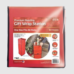 Deluxe Gift Wrap Storage - Simple Living Innovations