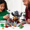 LEGO Super Mario Bowser's Castle Boss Battle Expansion Set Unique Toy for Creative Kids 71369 - image 3 of 4