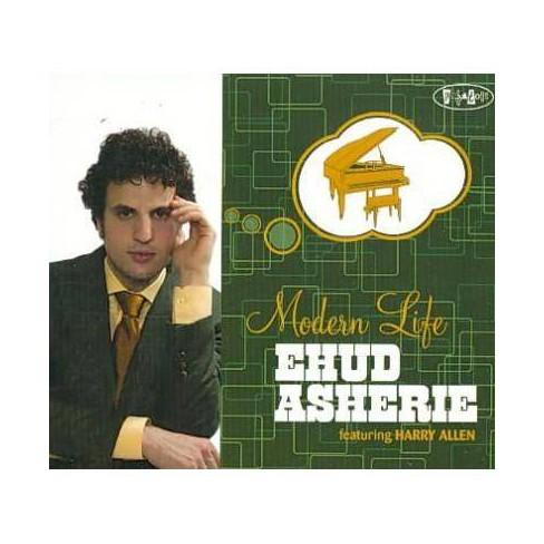 Ehud Asherie - Modern Life (CD) - image 1 of 1