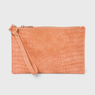 Large Pouch Wristlet - A New Day™