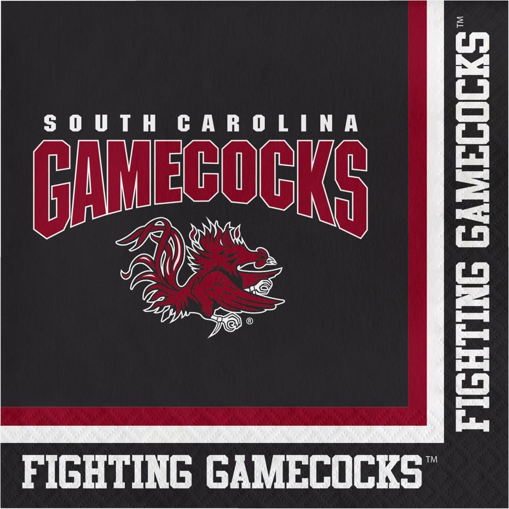 20ct South Carolina Gamecocks Napkins