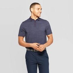 6dbf1e296 Men's Golf Striped Polo T-Shirt - C9 Champion® Navy Heather