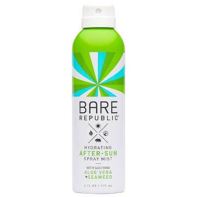 Bare Republic Moisturizing Aloe Vera & Seaweed After-Sun Spray - 6 fl oz