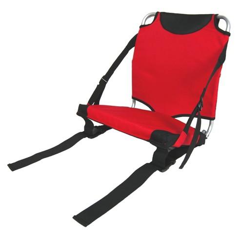 Awe Inspiring Travel Chair Stadium Seat Red Customarchery Wood Chair Design Ideas Customarcherynet