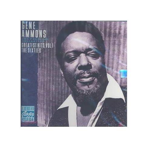 Gene Ammons - Greatest Hits Volume1 1960s (CD) - image 1 of 1