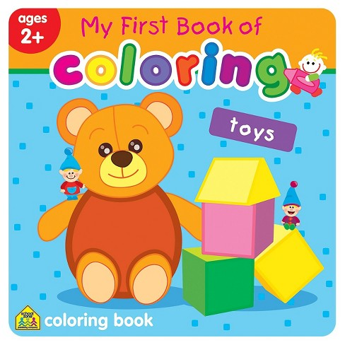 My First Coloring Book 12/22/2015 - image 1 of 1