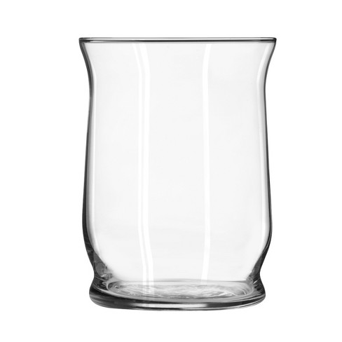 Glass Hurricane Vase Clear 6 Libbey Target